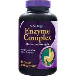 NATROL Enzyme Complex 200 caps