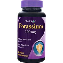 Natrol Potassium (100mg) 90 caps