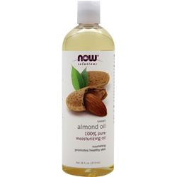 Now Sweet Almond Oil 16 fl.oz