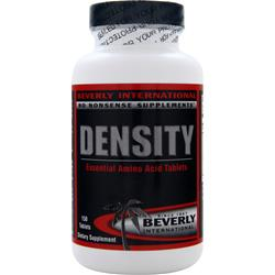 BEVERLY INTERNATIONAL Density - Essential Amino Acid Tablets 150 tabs