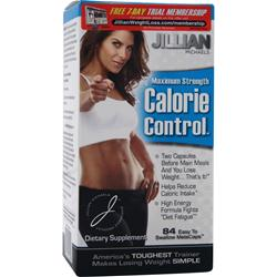 THIN CARE INTERNATIONAL Jillian Michaels Maximum Strength Calorie Control 84 caps