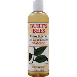 Burt's Bees Color Keeper Shampoo Green Tea & Fennel Seed 12 fl.oz