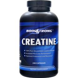 BodyStrong Creatine (1000mg) 240 caps