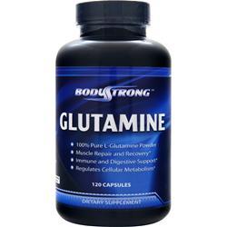 BodyStrong Glutamine (1000mg) 120 caps