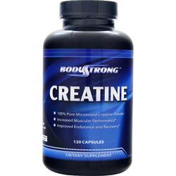 BodyStrong Creatine (1000mg) 120 caps