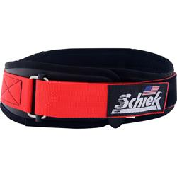 SCHIEK SPORTS Triple Patented Contoured Lifting Belt 3004 Large 1 belt