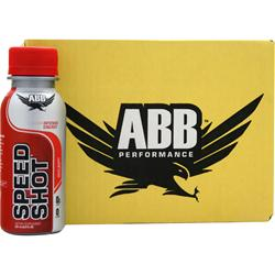 AMERICAN BODYBUILDING Speed Shot RTD Fruit Burst 12 bttls