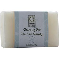 DESERT ESSENCE Cleansing Bar Tea Tree Therapy 3.5 oz