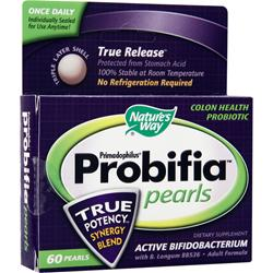NATURE'S WAY Primadophilus Probifia Pearls 60 unit