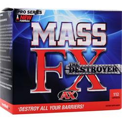 Athletic Xtreme Mass FX -The Destroyer 112 caps