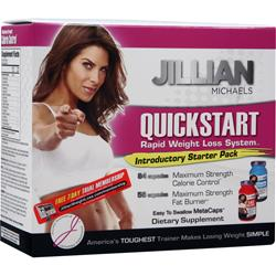 Thin Care International Jillian Michaels Quickstart Rapid Weight Loss System 1 kit