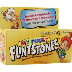 Bayer Healthcare My First Flintstones 100 tabs