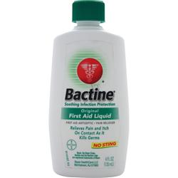 BAYER HEALTHCARE Bactine - Original First Aid Liquid 4 fl.oz