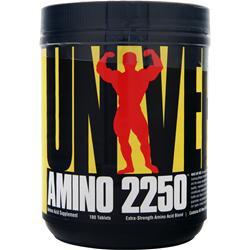 Universal Nutrition Amino 2250 180 tabs