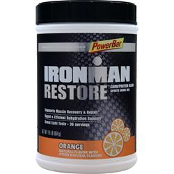 POWERBAR Ironman Restore Orange Best by 9/6/14 1.9 lbs