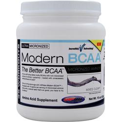 USP LABS Modern BCAA Powder White Blue Raspberry 15 oz