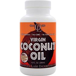 OLYMPIAN LABS Virgin Coconut Oil - Certified Organic 10 fl.oz