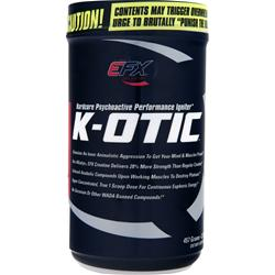 ALL AMERICAN EFX K-Otic Fruit Punch Frenzy 457 grams