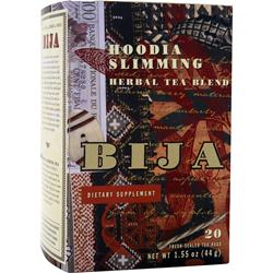 Flora Bija Hoodia Slimming Herbal Tea Blend 20 unit
