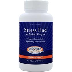 ENZYMATIC THERAPY Stress End 90 vcaps