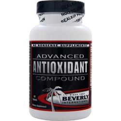 Beverly International Advanced Antioxidant Compound 60 tabs