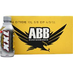 AMERICAN BODYBUILDING Extreme XXL RTD Strawberry Banana 20 bttls