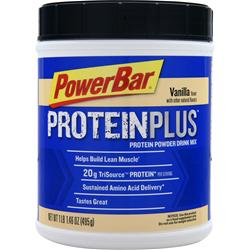 POWERBAR Protein Plus Powder Vanilla 1.1 lbs