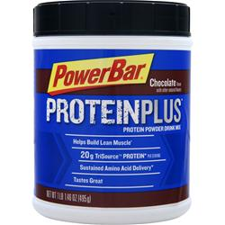 PowerBar Protein Plus Powder Chocolate 1.1 lbs