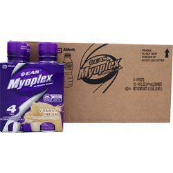EAS Myoplex RTD (14 fl.oz) Vanilla Cream 12 bttls