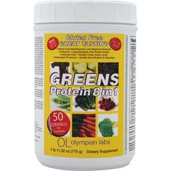 OLYMPIAN LABS Greens Protein 8 in 1 755 grams