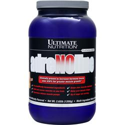 ULTIMATE NUTRITION AdreNOline Orange Ice 2.65 lbs