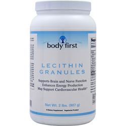 BODY FIRST Lecithin Granules 2 lbs