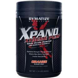 DYMATIZE NUTRITION Xpand Xtreme Pump Orange 1.76 lbs