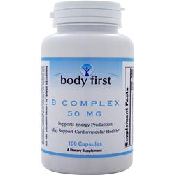 Body First B Complex (50mg) 100 caps