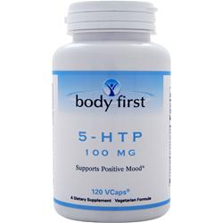 BODY FIRST 5-HTP (100mg) 120 vcaps