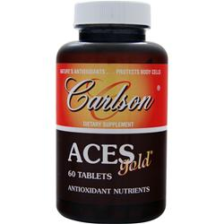 CARLSON ACES Gold 60 tabs