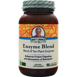 FLORA Udo's Choice Enzyme Blend 90 vcaps