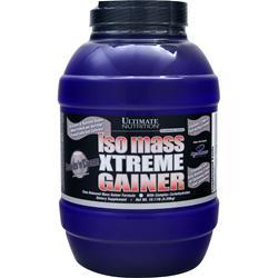 ULTIMATE NUTRITION Iso Mass Xtreme Gainer Cookies and Cream 10.11 lbs