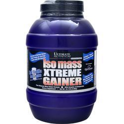 ULTIMATE NUTRITION Iso Mass Xtreme Gainer Soft Vanilla Ice Cream 10.11 lbs