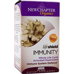 New Chapter Organics - Life Shield Immunity 60 vcaps