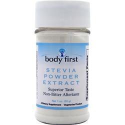 Body First Stevia Powder Extract 1 oz