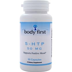 Body First 5-HTP (50mg) 90 caps