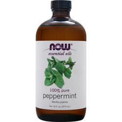 Now Peppermint Oil 16 fl.oz