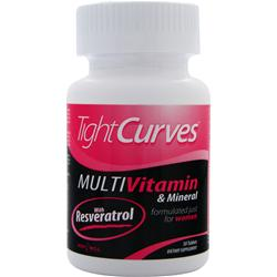 BODYWELL Tight Curves Multi-Vitamin & Mineral 30 tabs