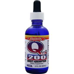 VITOL Q10 200 - Maximum Strength 2 fl.oz