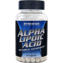 DYMATIZE NUTRITION Alpha Lipoic Acid 90 caps