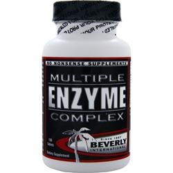 BEVERLY INTERNATIONAL Multiple Enzyme Complex 100 tabs