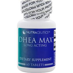 NUTRACEUTICS DHEA Max - Long Acting 60 tabs