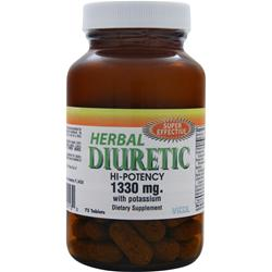 VITOL Herb Diuretic - High Potency (1330mg) 75 tabs