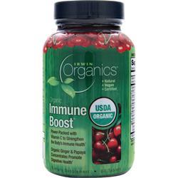 Irwin Naturals Organics - Immune Boost 60 tabs